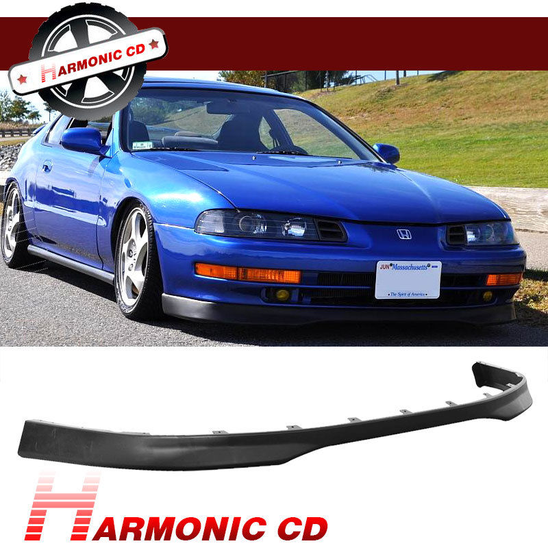 Fits 92-96 Honda Prelude Mugen Style Front Bumper Lip Spoiler PP