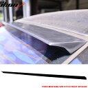 USスポイラー 05-14フォードマスタング2Dr VRSスタイルルーフスポイラー無塗装黒 - PUF 05-14 Ford Mustang 2Dr VRS Style Roof Spoiler Unpainted Black - PUF