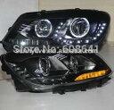 USヘッドライト[右ハンドル・日本仕様]VWトゥーラン用LEDヘッドライトプロジェクターレンズ2011年12月PW RIGHT For VW Touran LED Head light Projector Lens 2011-12 year PW RIGHT HAND DRIVE