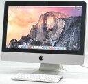 中古MAC Apple iMac MC509J/A (Corei3 DVDスーパードライブ グラボ ビデオカード 21インチ 無線LAN Bluetooth アップル マック マッキ..