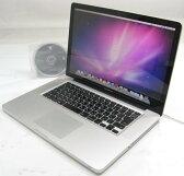 中古MAC Apple MacBook Pro MC723J/A (Corei7 DVDスーパードライブ グラボ ビデオカード アップル マック マッキントッシュ)【中古】
