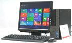 中古パソコン DELL Optiplex 990-3400SF■17液晶セット Windows8.1 (Corei7 HDMI DVDスーパーマルチドライブ グラボ ビデオカード GeForce デル)【中古】