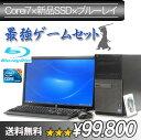 【最強ゲーミングPC】新品SSD搭載★DELL Optiplex 9010-3400MT■23液晶セット(Corei7 ブルーレイ SSD グラフィックボード ビデオカード ..