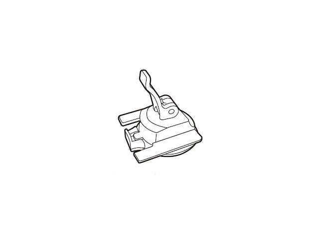 【小型宅配便(定型外郵便)対応可能】☆パナソニック(Panasonic)☆ ポータブルワンセグテレビ用 スタンド用吸盤部品コード:RFA3430 純正部品 消耗品