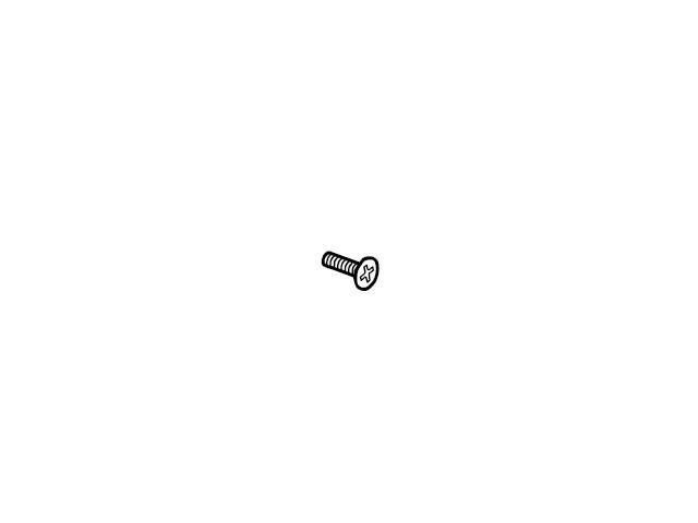 【小型宅配便(定型外郵便)対応可能】☆パナソニック(Panasonic)☆ 液晶テレビ用 金具固定用ねじ(M5×12・黒)部品コード:XSS5+12FNK 純正部品 消耗品