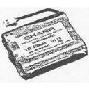 【定型外郵便対応可能】【メール便不可】SHARP 純正部品コード:1429320021 ◆シャープ(電話機・ファクシミリ)用◆◆電話機・ファクシミリ用充電池(N-096) ■新品 純正部品