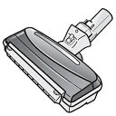 ◆TOSHIBA 純正◆◆◆TOSHIBA (東芝) 掃除機 ☆クリーナー用床ブラシ 4145H508 交換部品 交換用ノズル