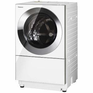 Panasonic 純正部品コード:NA-VG1100L-S  ◆パナソニック ドラム式洗濯乾燥機 「Cuble(キューブル)」 (洗濯10.0kg/乾燥3.0kg・左開き) クロームメタル ◆◆ ■新品 純正