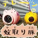 蚊取りブタ(ピンク/オレンジ)(蚊取り線