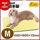 速暖マットDX Mサイズ(U-Q326-Q329)(速暖マット、ペット用マット、ケージマット、クッションマット、ペット用ホットマット、部分使い、ペット用滑り止めマット、トイプードル 小型犬 子犬)