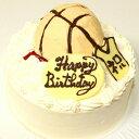 バスケットボールケーキ7号 ☆ フルーツケーキ いちごケーキ マンゴーケーキ 選択☆