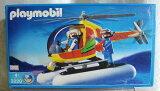 プレイモービルPLAYMOBIL#3220★水上飛行機ヘリコプター
