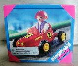 プレイモービルスペシャルPLAYMOBIL SPECIAL#4612★木箱の赤い車