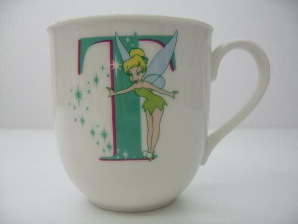 イニシャルマグ Cup (T) Disney