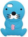 【定形外なら¥240で全国へ】ぼのぼの iPhone7 アイフォン シリコンケース(ボノボノ)携帯カバー/携帯ケース/スマホカバー/ぼのぼのグッズ/キャラクター(4996740557927)