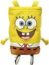 【SPONGEBOB★スポンジ ボブ】BOX(ボックス)リュック(リュックサック/バッグ/バック/バッグパック/デイパック/鞄/かばん/ぬいぐるみリュック/グッズ/スポンジボブ)MSB-025