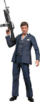 US Edition NECA Scarface ★ Tony Montana 18 inch action figure with sound