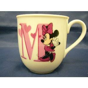 イニシャルマグ Cup (M) Disney