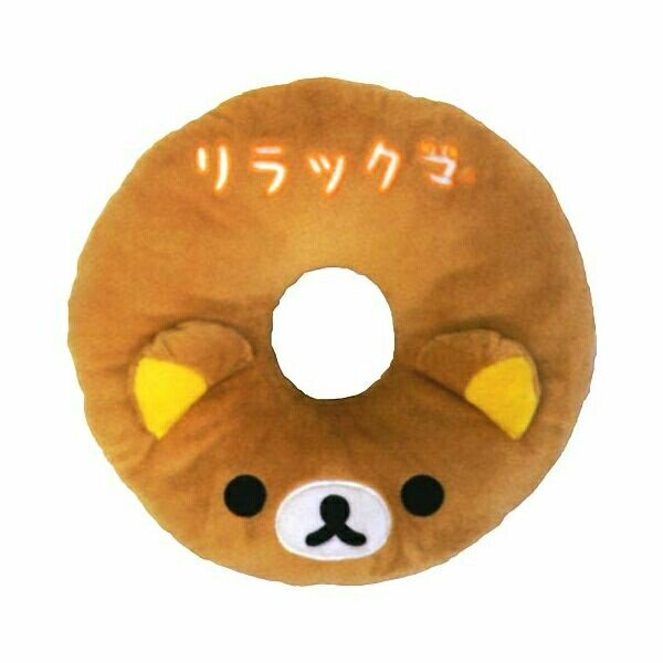 December is expected back in stock! Rilakkuma ☆ Enza cushion (chihayafuru)