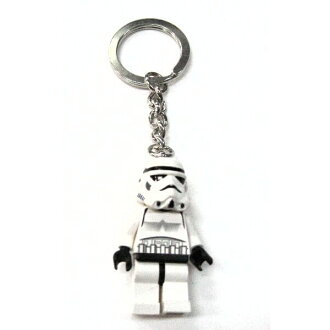 LEGO America store ★ limited edition Star Wars Stormtrooper key chain