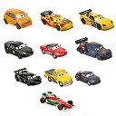 US版 ディズニー カーズ2 ダイキャストカー 『ワールドグランプリ レーサー クルーチーフ 10台セット(ベルヌーイ)』