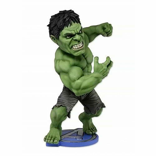 ネカアベンジャーズ ★ hulk XL head knocker for US