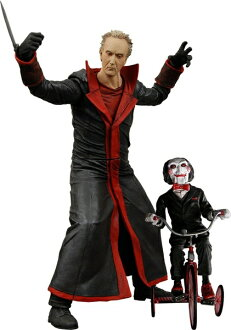 US Edition NECA cult classic ★ SAW 2 HUMAN version ★ US figure only