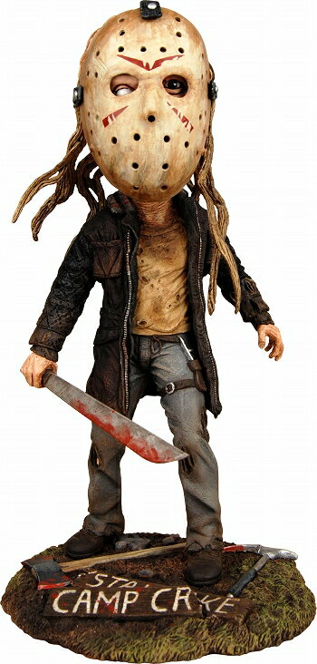 Wave NECA neck for US; 2009 ★ Jason head knockers