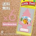 【ホールセール】【まとめ買い】【リトルツリー】【Little Tree】【6枚セット送料無料】【チェリーブラッサムハニー】Cherry Blossom Hone...
