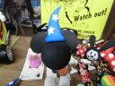 【ディズニー】【Disney】アンテナトッパー【魔法使いバージョン☆ミッキーシルエット】【アンテナボール】【USAディズニーショップ限定品】