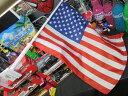 【ウィンドウフラッグ】【星条旗フラッグ】【窓枠はめ込み】【USA】【カーショー】【SHOW-CAR】【Car Flag】【12×18 inches】