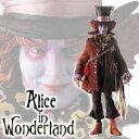 【送料無料】マッドハッター(ジョニーデップ)RAHリアルアクションヒーローフィギュア/不思議の国のアリスAlice in Wonderland【RCP】【楽天カード分割】
