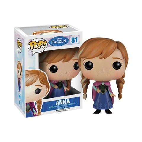 『ディズニー』「アナと雪の女王」アナ【POP!】/FUNKO(ファンコ)POP! - Disney Series: Frozen - Anna【RCP】【楽天カード分割】