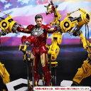 ★【予約送料無料】【2012年4月予定】アイアンマン2 1/6スケールフィギュア パワードスーツ装着機 (マーク4フィギュア付き)ホットトイズ社製/Movie Masterpiece - 1/6 Scale Fully Poseable Figure: Iron Man 2 - Suit-Up Gantry [With Figure]【smtb-u】【10P27Oct11】