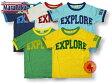 EXPLORE Tシャツ -日本製-/moujobjob (ムージョンジョン) DD【RCP】【532P19Apr16】