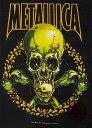 Metallica テキスタイルポスター/Textile Poster