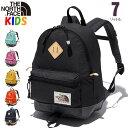 ノースフェイス キッズ リュック【7L】バークレーミニ North Face Kids Berkeley Mini 【男の子女の子 子供用 アウトドアブランド バッグ キャンプ バックパック ジュニアサイズ】