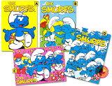 下敷き/スマーフ(The Smurfs)
