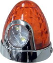 LED防水ツーウェイマーカープラスBW-724【レンズ:オレンジ】LEDオレンジ