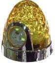 LED防水ツーウェイマーカープラスBW-726【レンズ:イエロー】LEDホワイト
