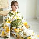 【60%OFF】浴衣 セット レディース 浴衣 3点セット(...