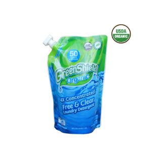 [detergent for USDA product certification organic washing]