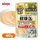 アイシア シニア猫 健康缶P ビタミンEプラス 40g 【ウ...