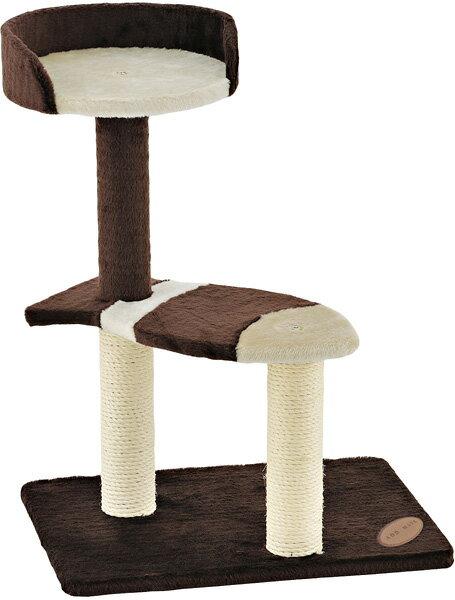 アドメイト猫のおあそびポールお魚ファミリーロータイプキャットタワー・猫タワー猫おもちゃ猫用おもちゃ猫