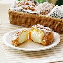 送料無料 会津山塩のシュークリーム 6個入 パティスリー白亜館 べこの乳 洋菓子