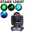 ステージライト LS-LB230 LED エフェクト ムービングヘッド ムービングライト スポットライト ライト ライティング 演出 照明 機材 器具 コンサート 舞台効果 舞台照明