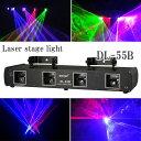 ステージライト LS-DL55B レーザー RGB レッド & グリーン & パープル スポットライト レーザーライト ライト ライティング 演出 照明 機材 器具 コンサート 舞台効果 舞台照明