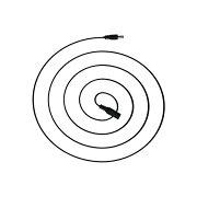 DC 延長 ケーブル 3m コード 外径5.5mm 内径2.1mm 許容量 6A DCジャック DCプラグ DCコネクタ ケーブル 延長ケーブル ジャック プラグ 外径5.5mm 内径2.1mm 光る看板 LEDテープ DIY 加工 手作り
