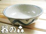 【アウトレット】Vラインサラダボール(小)【陶器】【和陶】