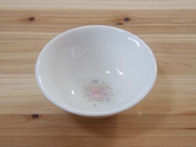 【花柄】かわいい花柄模様のスープ碗【アウトレット】【陶器】